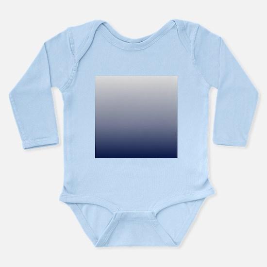 ombre navy blue Body Suit