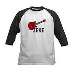 Guitar - Zeke Kids Baseball Jersey
