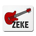 Guitar - Zeke Mousepad