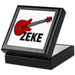 Guitar - Zeke Keepsake Box