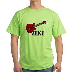 Guitar - Zeke T-Shirt