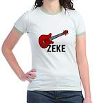 Guitar - Zeke Jr. Ringer T-Shirt