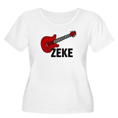 Guitar - Zeke T-Shirt