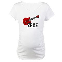 Guitar - Zeke Shirt