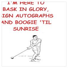 sports joke Poster