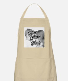 CUSTOM Your Photo Here Apron