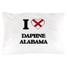 I love Daphne Alabama Pillow Case