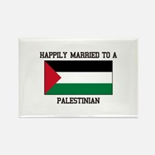 Happily Married to a Palestine Magnets