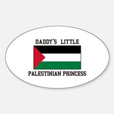 Palestine Princess Decal