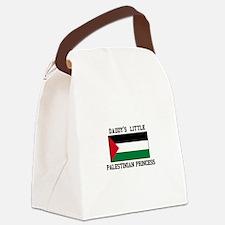 Palestine Princess Canvas Lunch Bag