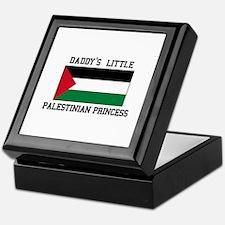Palestine Princess Keepsake Box