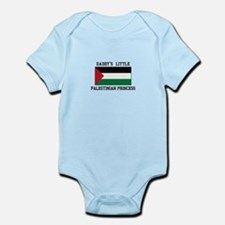 Palestine Princess Body Suit