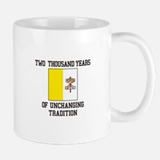 Unchanging Tradition Mugs