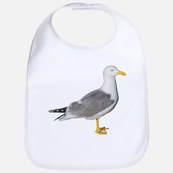 Yellow Legged Gull Bib
