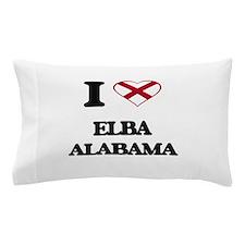 I love Elba Alabama Pillow Case