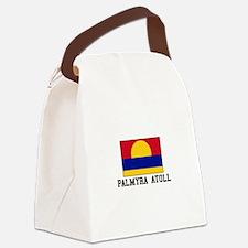 Palmyra Atoll Canvas Lunch Bag