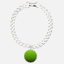 ombre lime green Bracelet
