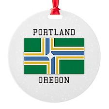 Portland Oregon Ornament