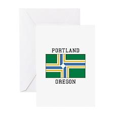 Portland Oregon Greeting Cards