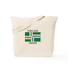 Portland Oregon Tote Bag