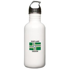 Portland Oregon Water Bottle