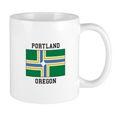 Portland Oregon Mugs