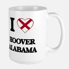 I love Hoover Alabama Mugs