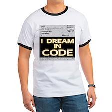 I Dream in Code T-Shirt