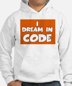 I Dream In Code Jumper Hoodie Hoodie