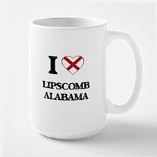 I love Lipscomb Alabama Mugs