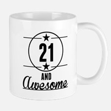 21 And Awesome Mugs