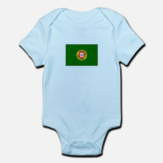 President of Portugal Flag Body Suit