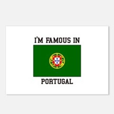 President of Portugal Postcards (Package of 8)
