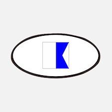 "ICS Flag Letter ""A"" Patch"