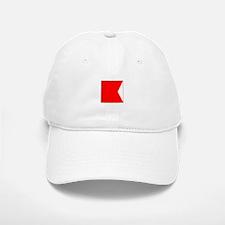 "ICS Flag Letter ""B"" Baseball Baseball Baseball Cap"