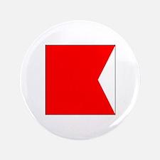 "ICS Flag Letter ""B"" 3.5"" Button (100 pac"