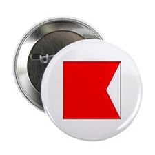 "ICS Flag Letter ""B"" 2.25"" Button (10 pac"