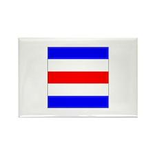 "ICS Flag Letter ""C"" Magnets"
