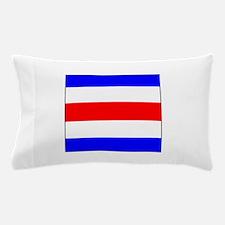 "ICS Flag Letter ""C"" Pillow Case"