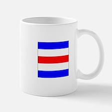 """ICS Flag Letter """"C"""" Mugs"""