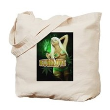 KushLove Tote Bag