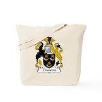 Thurston Family Crest Tote Bag