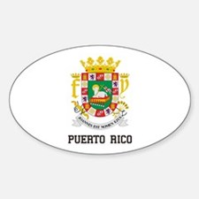Puerto Rico Decal