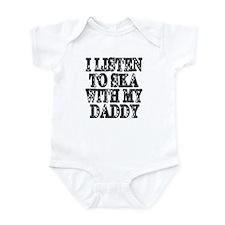 Ska With Daddy Onesie