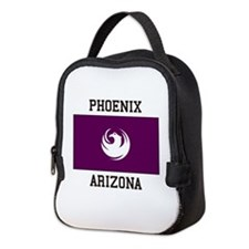 Phoenix Arizona Neoprene Lunch Bag