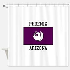 Phoenix Arizona Shower Curtain