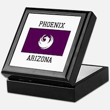 Phoenix Arizona Keepsake Box