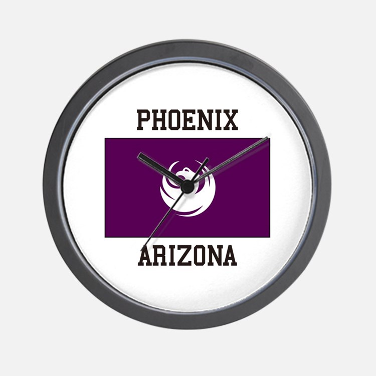 Phoenix Arizona Wall Clock