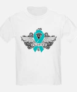 Anxiety Disorder Fighter Wing T-Shirt