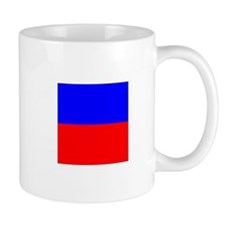 "Allied Flag Number ""8"" Mugs"